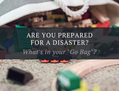 Are You Prepared for a Disaster?
