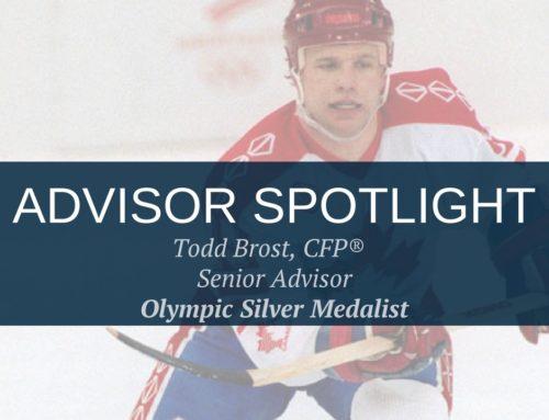Advisor Spotlight: Todd Brost, CFP®