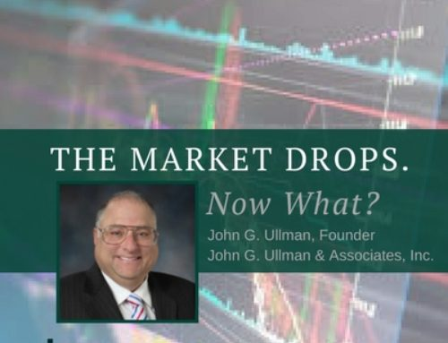 Volatility in the Market – with Commentary from John G. Ullman