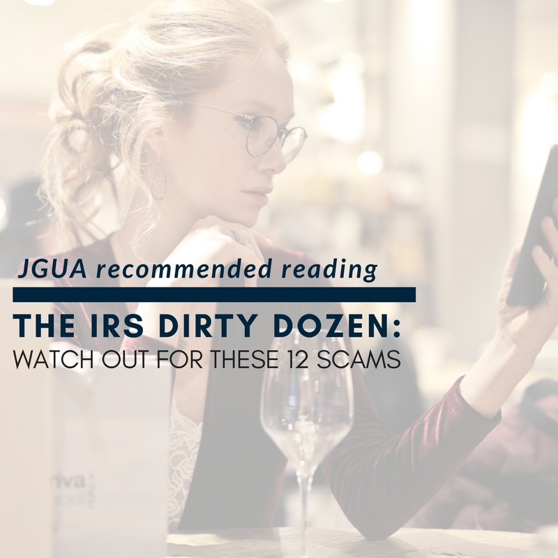 2018 IRS Dirty Dozen