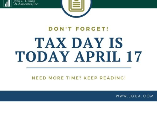 Not So Happy Tax Day?