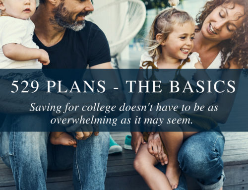 529 Plans —The Basics