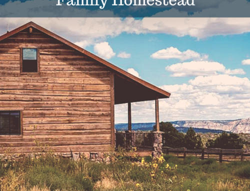 Four Basic Components of Succession Planning on the Family Homestead