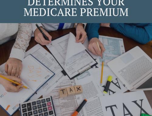 Prior Income Determines your Medicare Premium