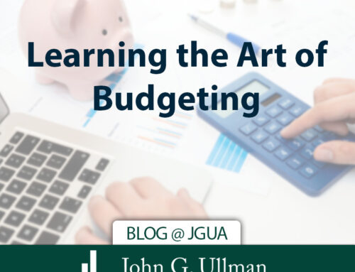 Learning the Art of Budgeting