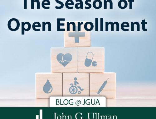 The Season of Open Enrollment